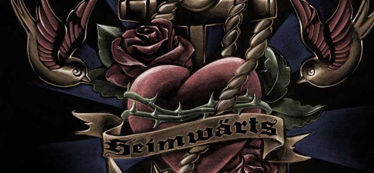 Rock'n'Roll Tattoos & Symbole - Rock'n'Roll Symbole im Überblick #tattoo #Rock'n'Roll #Symbole