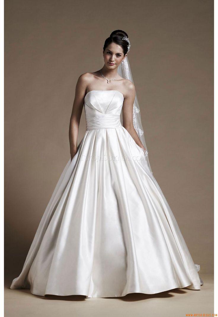 70 best vestiti da sposa images on Pinterest   Wedding frocks ...