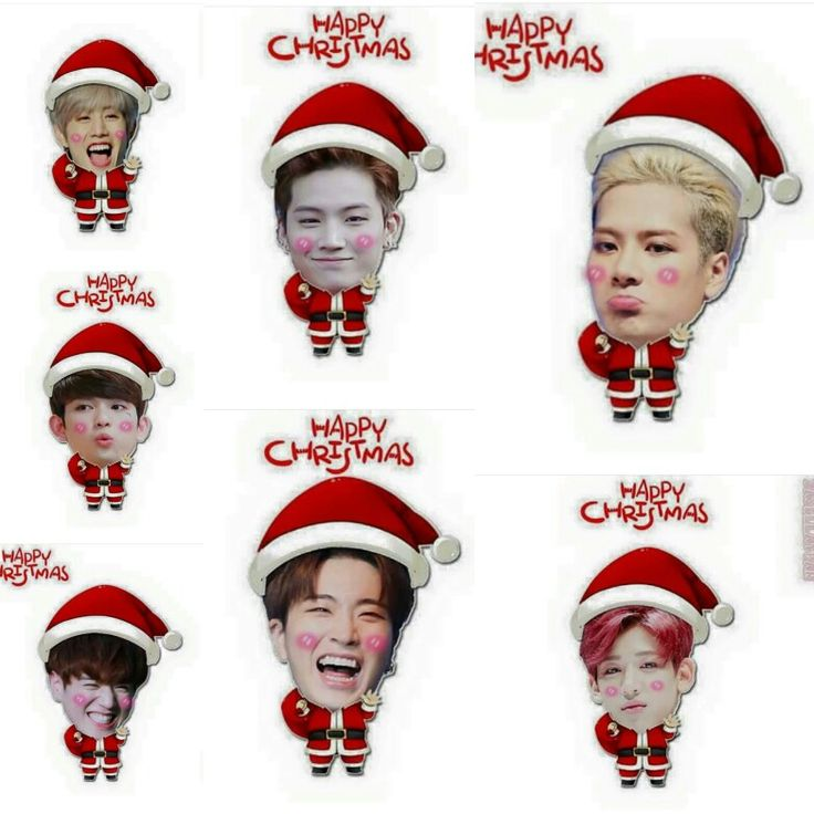 16 best Got7- It'S SKIN Merry Christmas and happy new year images ...