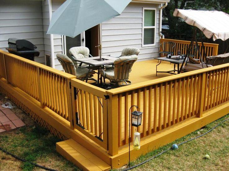 Simple Backyard Deck Designs deck designs picture gallery Simple Deck Designs Gallery Of Simple Backyard Deck Designs Ideas Ideas For Deck Design