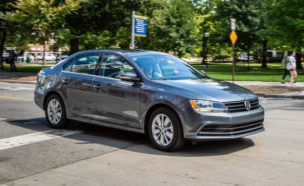 2016 Volkswagen Jetta Review: Not a Golf with a Trunk but Solid Nonetheless