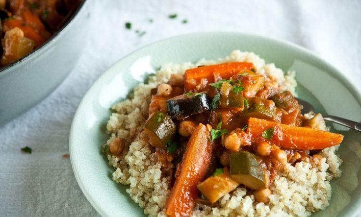 Kitchenette — Marocké zeleninové tajine