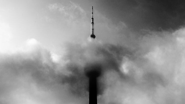 Cool shot of the Tower lost in the mist. Great entry to the CN Tower Summer Photo Challenge taken by Chung L.