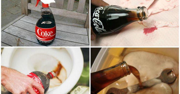 Los poderes mágicos de la Coca-Cola