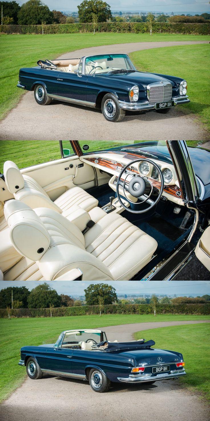 1970 Mercedes-Benz W111/112 3.5 V8.   Older than me, but looks in better condition... Xaxaxaxaxaxa