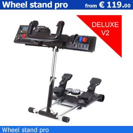 Wheel Stand Pro included it the new SimWare E-news newsletter.