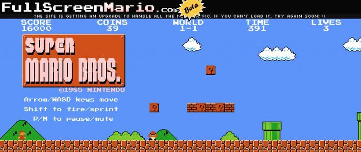 Now You Can Play Classic Super Mario Bros Online | ZAGGblog #ZAGGdaily #SuperMarioBros #Classic #Nintendo