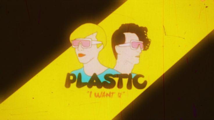 Plastic - I Want U (official video)