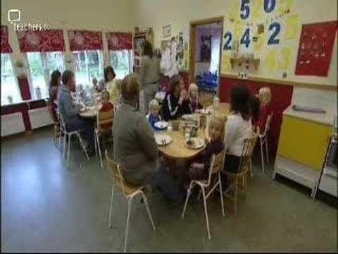 Early years education: Sweden versus the UK Part 1 (of 3) - YouTube