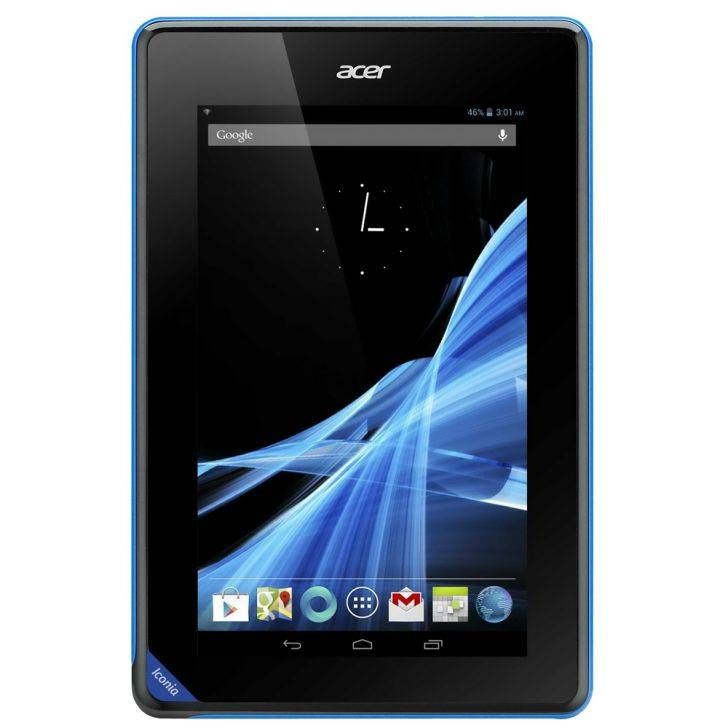 Acer Iconia Android tablet. Jelly Bean OS, and dual Core 8317T . http://www.zocko.com/z/JHlfd
