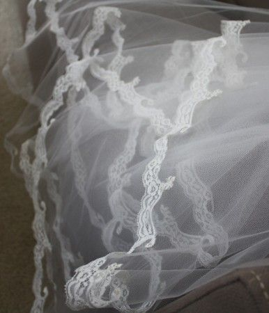 How To: DIY A Wedding Veil « A Practical Wedding: Ideas for Unique, DIY, and Budget Wedding Planning