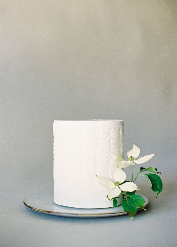 The 25 Best Ideas About Single Tier Cake On Pinterest