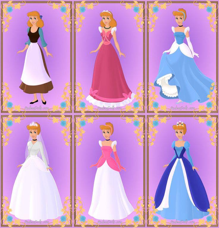 Disney Friendship Dress Cinderella: Cinderella Dress Picture