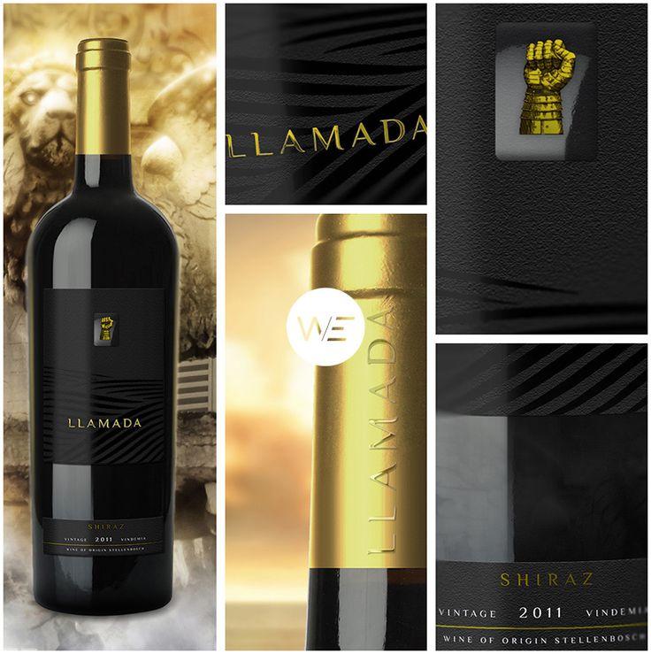 @we.lifeasweknowit designed a series of export premium wine labels