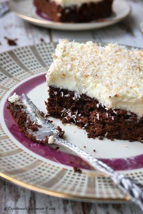 Kokos Brownie Rezepte Pinterest Kuchen Backen Und Brownie Kuchen
