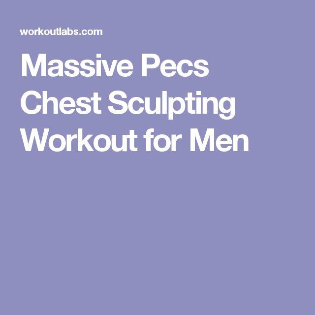 Massive Pecs Chest Sculpting Workout for Men