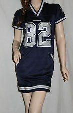 NEW! Dallas Cowboys JASON WITTEN #82 Womens Ladies Naomi Glitter Jersey Dress