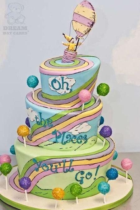 397 Best Images About Dr Seuss Cakes On Pinterest