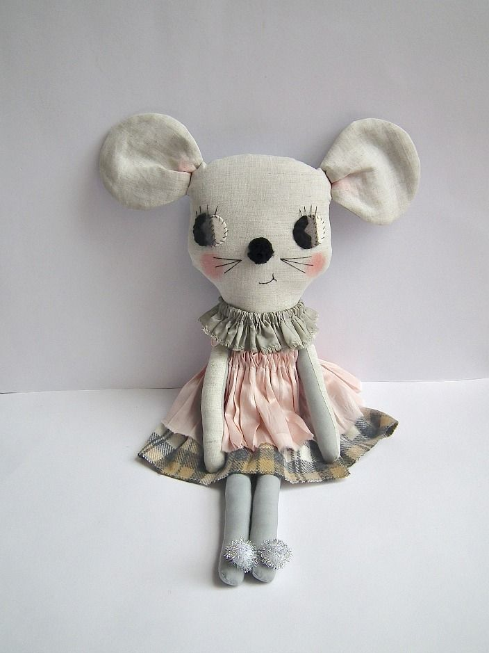 Myfanwy Mouse