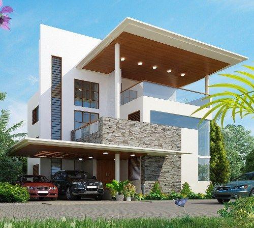 Model Atap Rumah Minimalis 2 Lantai | Model Rumah Modern