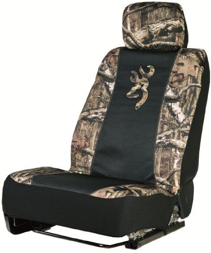Mossy Oak Infinity, Browning Universal Camo Seat Cover