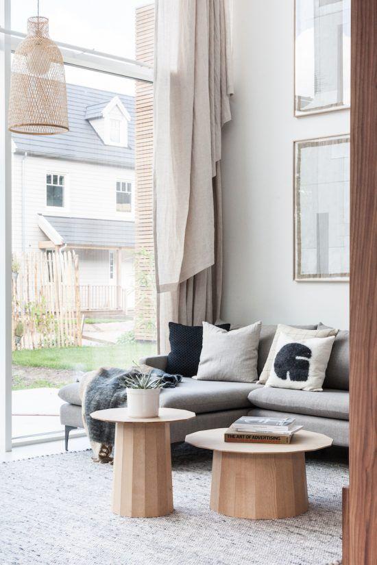 Die besten 25+ Couchecke Ideen auf Pinterest Wohnzimmer - wohnzimmer skandinavisch gestalten