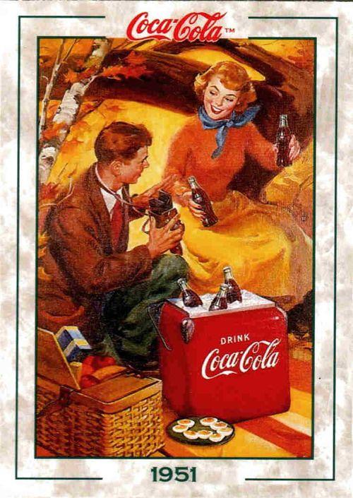 1951 Coca-Cola Coke #coke #coca-cola