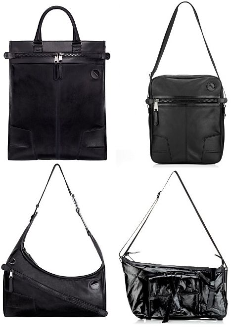 Dior Homme Spring 2009 Man Bags