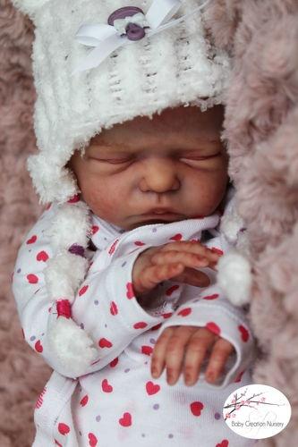 *BCN* Baby reborn ~ Benji ~Marita Winters ~Slumberland Mohair ~   eBay