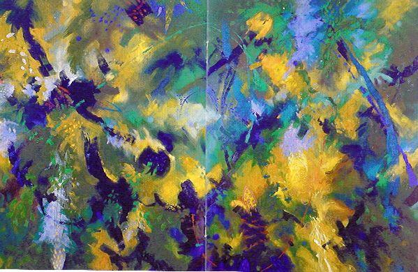 Carlos jacanamijoy-colombian artist