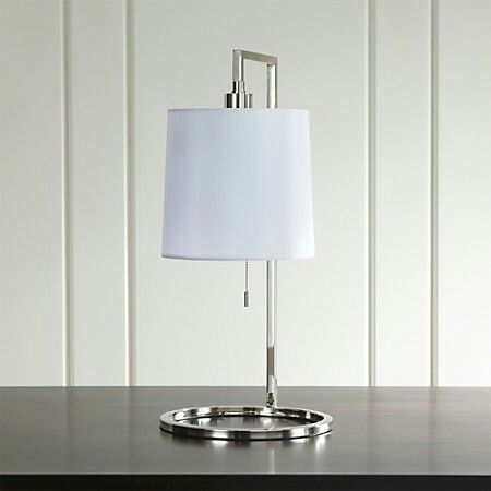 Table lamps for bedside and desk