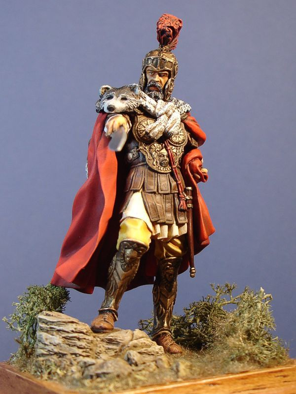 Commander in Hannibal´s Army (218-201) by Pegaso Models
