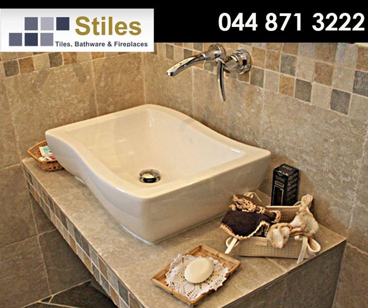 Turn your bathroom into a beautiful modern sanctuary with our range of leading sanitary brands at #StilesGeorge. #Bathroom #lifestyle