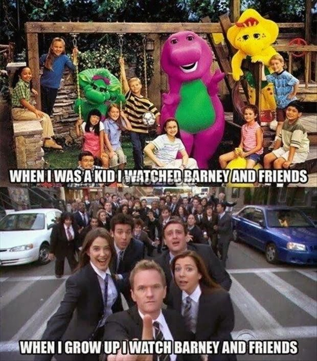 How i met your mother funny quote