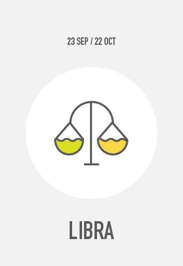 Libra - Horóscopo semanal: del 15 al 21 de noviembre