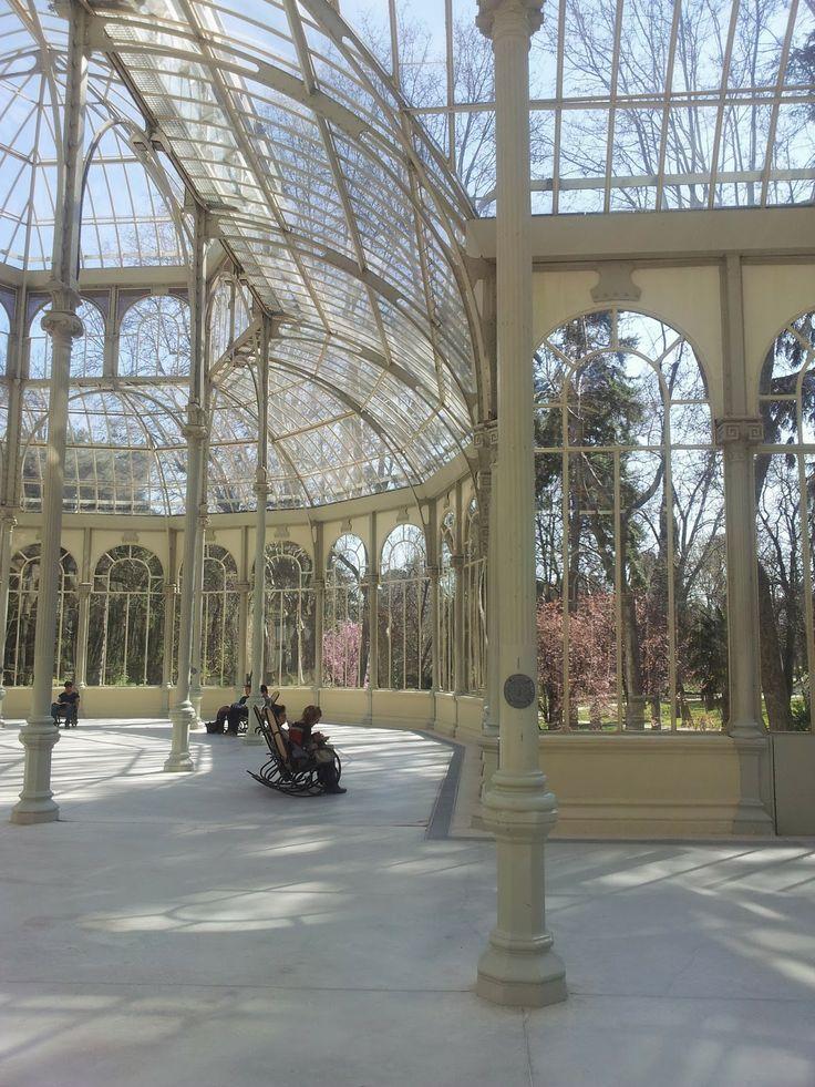 Exposición Splendide Hotel Palacio de Cristal Dominique González-Foerster