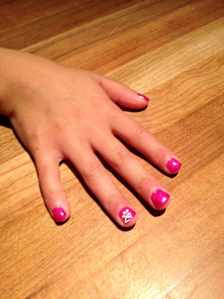 Cute Nails For Little Girls