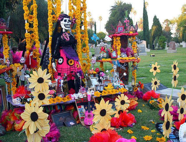 17 Best Images About Dia De Los Muertos On Pinterest Old