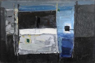 Paul Feiler - Cornish Harbour (1953)