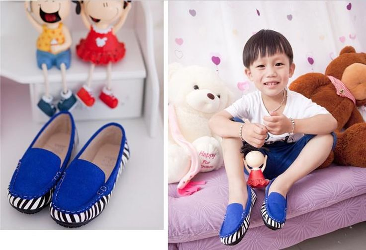 Обувь мальчик и девочка