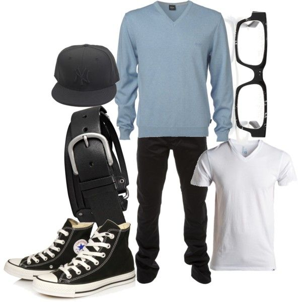"""Cutest Outfit On A Guy Lol"" By Dropdead On Polyvore"
