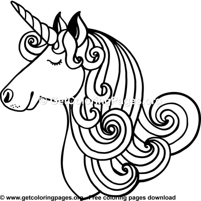 135 Rainbow Unicorn Coloring Pages Animal Coloring Pages Coloring Pages Unicorn Coloring Pages