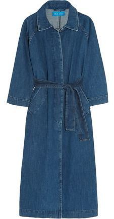 MiH Jeans Denim Coat