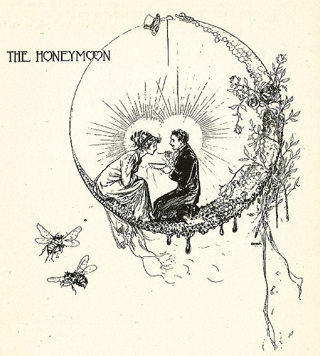 John R. Neill 1914 for a Bridal book. Google Image Result for http://alancook.files.wordpress.com/2010/02/71.jpg