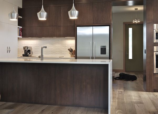 Lighthouse Studios Showcases LEED Platinum Design - Sculpted Oak Cougar Rock | Kentwood Floors