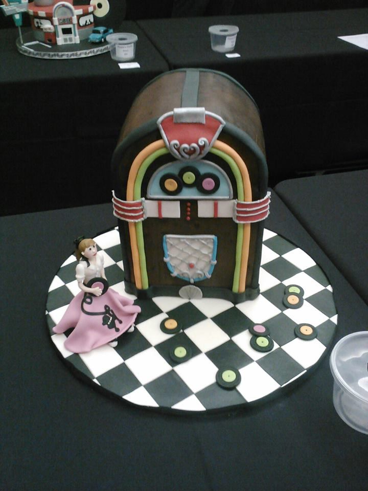 17 Best Images About Record Cake Tarta Disco Vinilo On