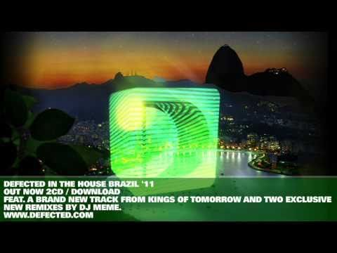 ▶ Defected In The House Brazil '11. Mixed by Sandy Rivera & DJ Meme. - album sample