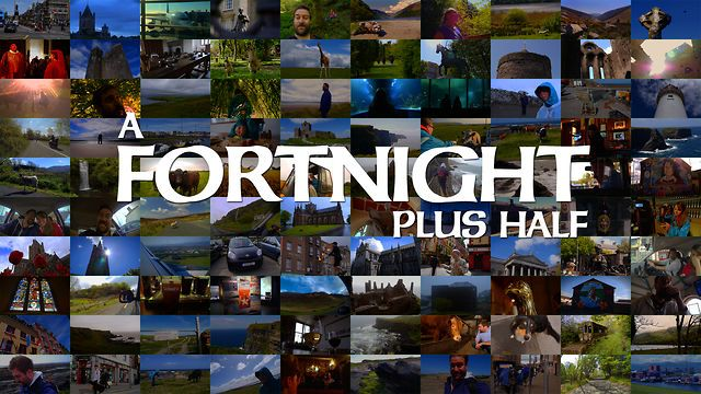 A Fortnight Plus Half - An Ireland Adventure. (irelandtrip.ca) by Stephen Parker. Shannon + Stephen Parker trek across the Atlantic for some Irish adventures.