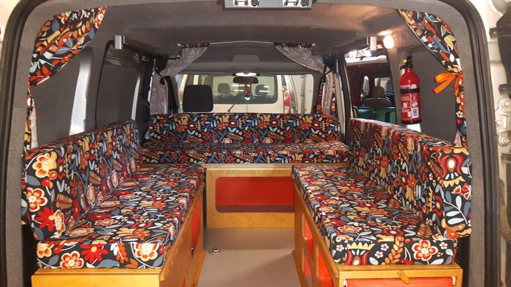 Ford transit Comfort. Day time setting. #camper #minicamper #campervan