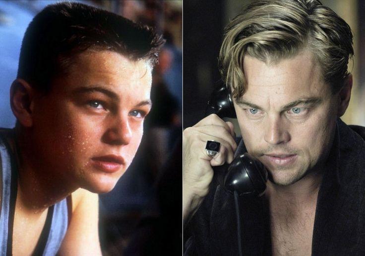 Leonardo DiCaprio, à 18 ans et à 38 ans : Avant/après : ces stars ont plutôt bien vieilli - Linternaute